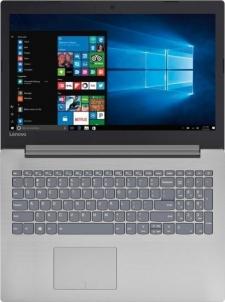 Nešiojamas kompiuteris Lenovo 320-15IAP Celeron N3350/15.6/4GB/1TB/DVD/BT/Win 10 Gray Refurbished