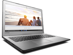 Nešiojamas kompiuteris Lenovo 510-15ISK 15,6 FHD IPS AG i3-6100U 4GB 1TB GF GT940MX 4GB DVD-RW Win 10