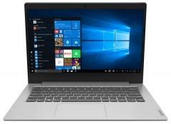 Nešiojamas kompiuteris Lenovo IdeaPad 1 14ADA05 14/AMD 3050E/4GB/SSD 128GB/Radeon Graphics/W10/ platinum grey (82-GW00-1A)