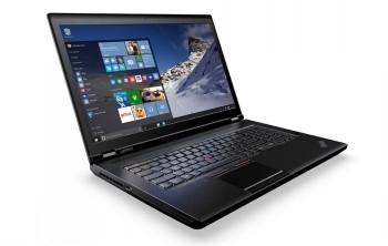 Nešiojamas kompiuteris LENOVO P70 I7/4K/16GB/512SSD/M3000/7P10P