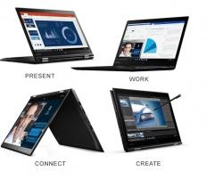 Nešiojamas kompiuteris LENOVO ThinkPad X1 Yoga Touch i5-8250U