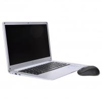 Nešiojamas kompiuteris MANTA Notebook MLA141S 14.1 Silver Nešiojami kompiuteriai