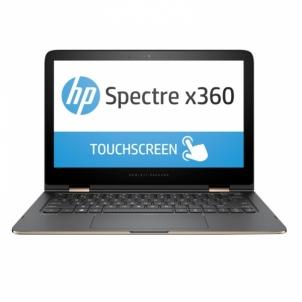 Nešiojamas kompiuteris Spectre X360 i5-7200/13.3FT/8/256/i620/BT/W10 Nešiojami kompiuteriai
