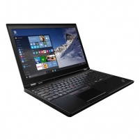 Nešiojamas kompiuteris TP P51 i7-7820HQ/15.6U/16/512/Quadro/W10P