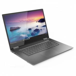 Nešiojamas kompiuteris Yoga730-15IKB Grey i5-8250U/15.6FT/16/256/1050/W10 Nešiojami kompiuteriai