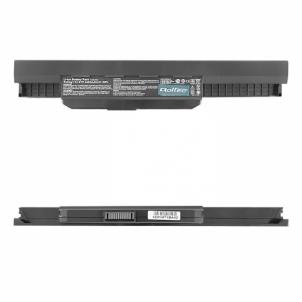 Nešiojamo kompiuterio baterija Qoltec Asus A32-K53, 10.8-11.1 V, 4400mAh