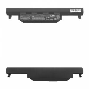 Nešiojamo kompiuterio baterija Qoltec Long Life Notebook Battery - Asus K55 A32-K55 | 4400mAh | 11.1V