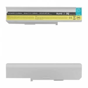 Nešiojamo kompiuterio baterija Qoltec Long Life Notebook Battery - Lenovo IBM 3000 | 4400mAh | 11.1V