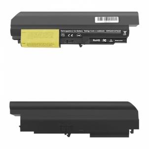 Nešiojamo kompiuterio baterija Qoltec Long Life Notebook Battery - Lenovo IBM T61P | 4400mAh | 11.1V