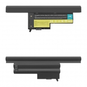 Nešiojamo kompiuterio baterija Qoltec Long Life Notebook Battery - Lenovo ThinkPad X60 | 4400mAh | 14.8V