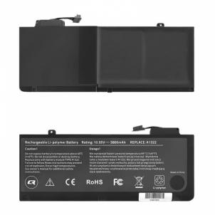 Nešiojamo kompiuterio baterija Qoltec Long Life Notebook Battery - MacBook Pro 13 | 5800mAh | 10.95V