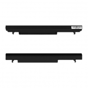 Nešiojamo kompiuterio baterija Qoltec Long Life Notebook Battery for Asus K56CB K56C | 2200mAh | 14.8V