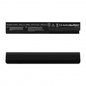 Nešiojamo kompiuterio baterija Qoltec Long Life Notebook Battery for Asus X301,X401 | 4400mAh | 11.1V