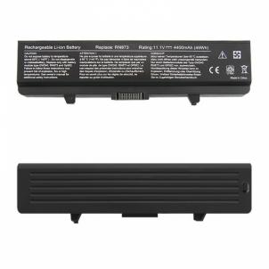 Nešiojamo kompiuterio baterija Qoltec Long Life Notebook Battery for Dell 1525 1526 | 4400mAh | 11.1V
