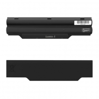 Nešiojamo kompiuterio baterija Qoltec Long Life Notebook Battery for Fujitsu A530 AH531 | 4400mAh | 11.1V