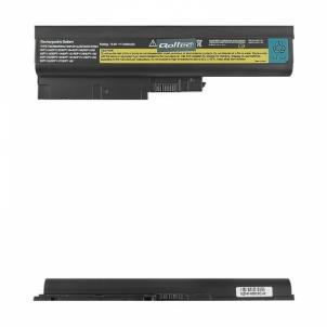 Nešiojamo kompiuterio baterija Qoltec Long Life Notebook Battery for Lenovo R500 R60 | 4400mAh | 11.1V