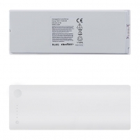 Nešiojamo kompiuterio baterija Qoltec Long Life Notebook Battery for MacBookPro 13 A1185 | 5400mAh | 10.8V