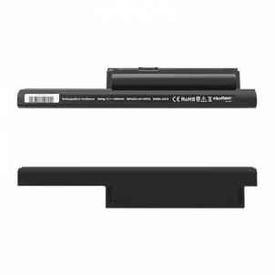 Nešiojamo kompiuterio baterija Qoltec Long Life Notebook Battery for Sony VGP-BPS26 | 4400mAh | 11.1V