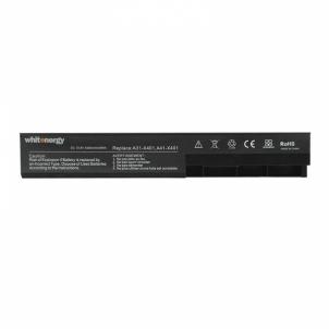Nešiojamo kompiuterio baterija Whitenergy Asus X301 X401A 10.8V 2200mAh