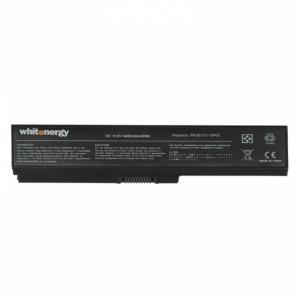 Nešiojamo kompiuterio baterija Whitenergy Toshiba Satellite L650 10.8V 4400mAh