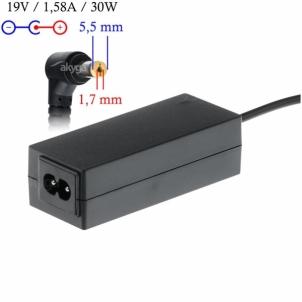 Nešiojamo kompiuterio pakrovėjas Akyga notebook power adapter AK-ND-21 19V/1.58A 30W 5.5x1.7 mm ACER