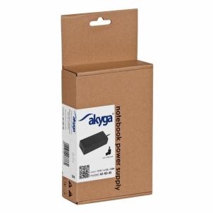 Nešiojamo kompiuterio pakrovėjas Akyga Notebook power supply AK-ND-45 19.5V/6.15A 120W 4.5x3.0 mm + pin HP