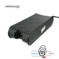Nešiojamo kompiuterio pakrovėjas Whitenergy Dell 19.5V, 4.62A, 90W, 7.4x5.0