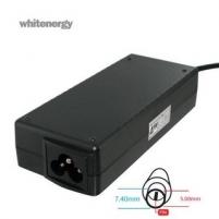 Nešiojamo kompiuterio pakrovėjas Whitenergy HP/Compaq 18.5V, 3.5A, 65W, 7.4x5.0