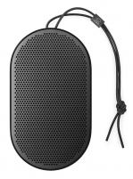Nešiojamos garso kolonėlės Bang & Olufsen Beoplay P2 black Nešiojamos garso kolonėlės