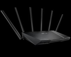 Netgear AC3200 Nighthawk X6 SMART WiFi Router 802.11ac Tri-Band Gigabit (R8000)