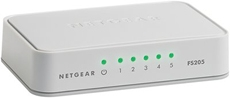 Netgear FS205 5-Port Fast Ethernet Unmanaged Switch