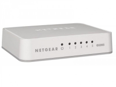 Netgear GS205 5-Port Gigabit Unmanaged Switch