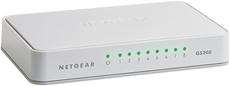 Netgear GS208 8-Port Gigabit Unmanaged Switch