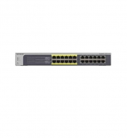 Netgear ProSafe Plus 24-Port, 12xPOE+ Gigabit Rack Switch (JGS524PE)