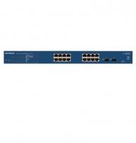 Netgear ProSafe Smart 16-Port GbE Switch, 2xSFP (GS716T v3)