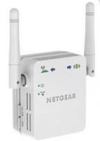 Netgear Universal WiFi N300 Range Extender External antennas v2 (WN3000RP)