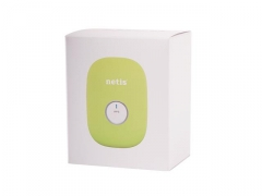 Netis WIFI Repeater 300Mbps  RJ-45, green