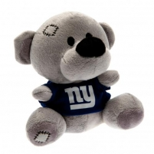 New York Giants pliušinis meškiukas (Pilkas)