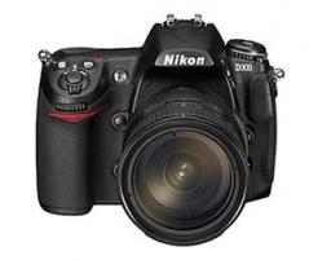 Nikon D300 Skaitmeniniai veidrodiniai fotoaparatai