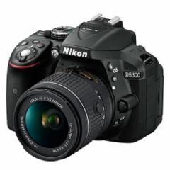 Fotoaparatas Nikon D5300 + AF-P 18-55VR kit Skaitmeniniai veidrodiniai fotoaparatai