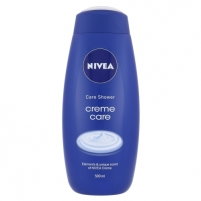 Nivea Creme Care Cream Shower Cosmetic 500ml Dušo želė