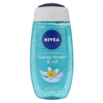 Nivea Hawaii Flower & Oil Shower Gel Cosmetic 250ml