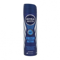 Nivea Men Fresh Active Anti-perspirant Deodorant Cosmetic 150ml Dezodoranti/anti-perspirants