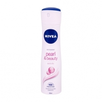 Nivea Pearl & Beauty Anti-perspirant Spray 48H Cosmetic 150ml Dezodorantai/ antiperspirantai