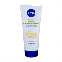 Nivea Q10 Firming Anti Cellulite Gel Cosmetic 200ml Body creams, lotions