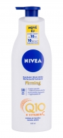 Nivea Q10 Firming Body Lotion Normal Skin Cosmetic 400ml Kūno kremai, losjonai