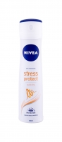 Nivea Stress Protect Anti-perspirant Spray 48H Cosmetic 150ml Deodorants/anti-perspirants