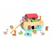 NOHOS ARK ECO Classic World žaislas Organic toys