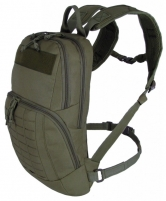 null Kuprinė Drome Backpack 9,5 L zielony CAMO null