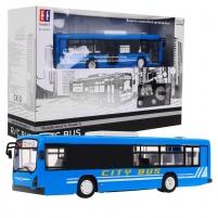 Nuotoliniu būdu valdomas autobusas, mėlynas Rc cars for kids